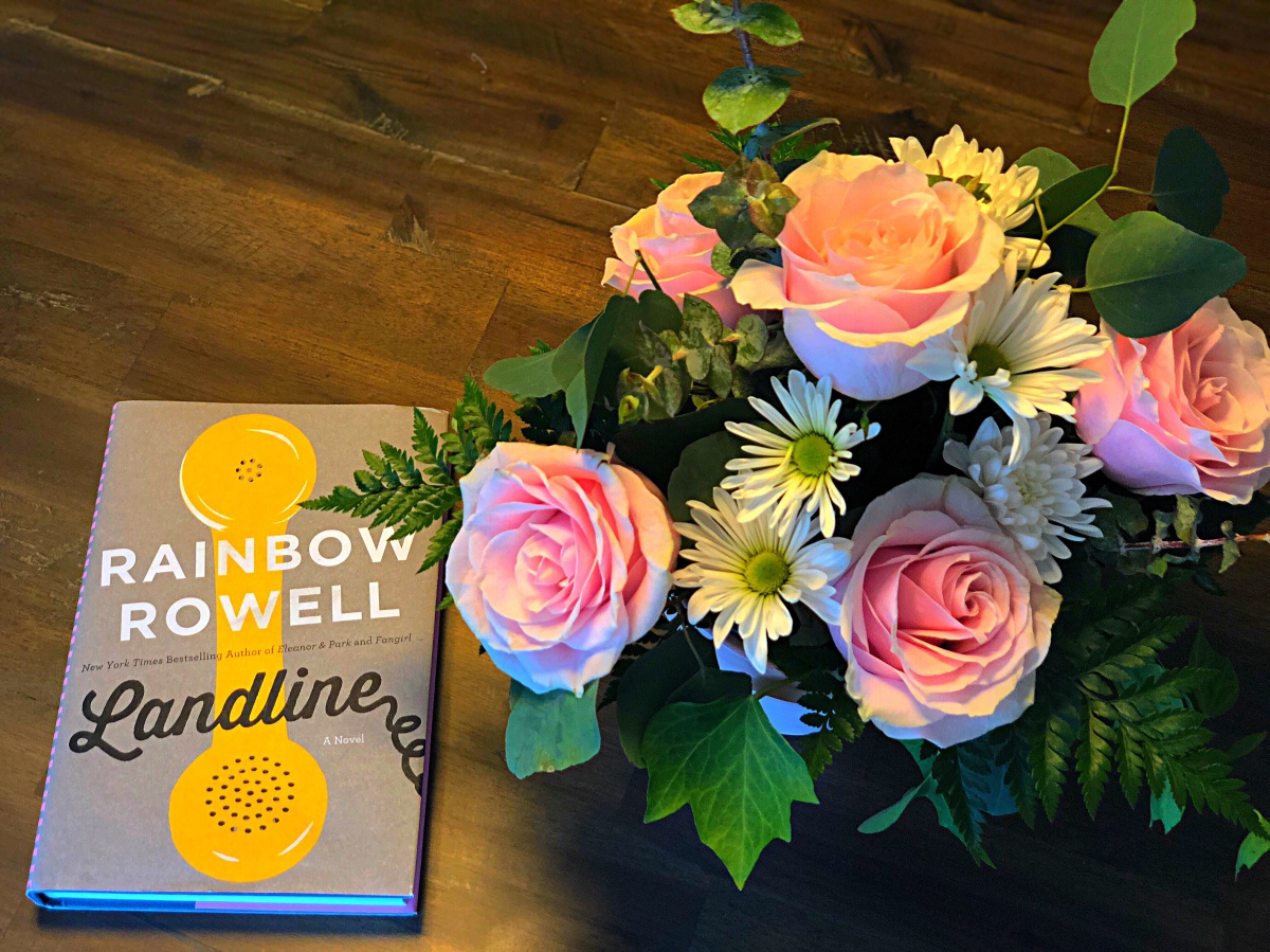 Featured To Be Read: Landline by Rainbow Rowell