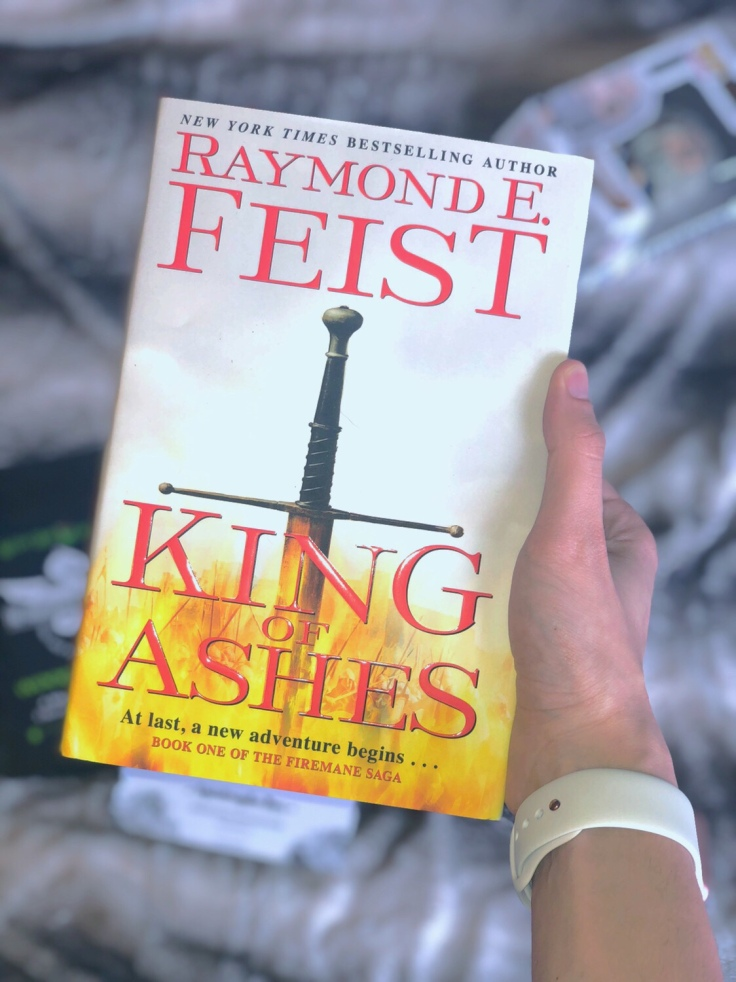 king of ashes by raymond feist