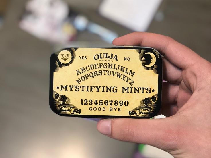ouija board mints